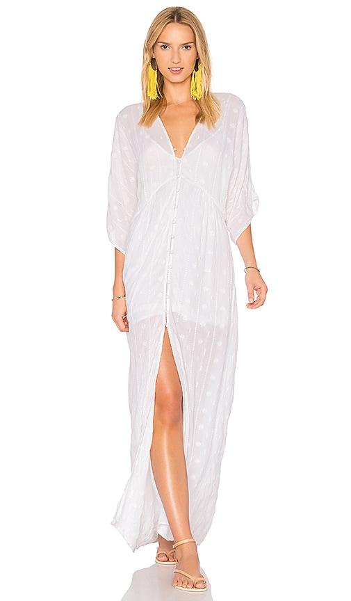 AMUSE SOCIETY Lyla Dress in White