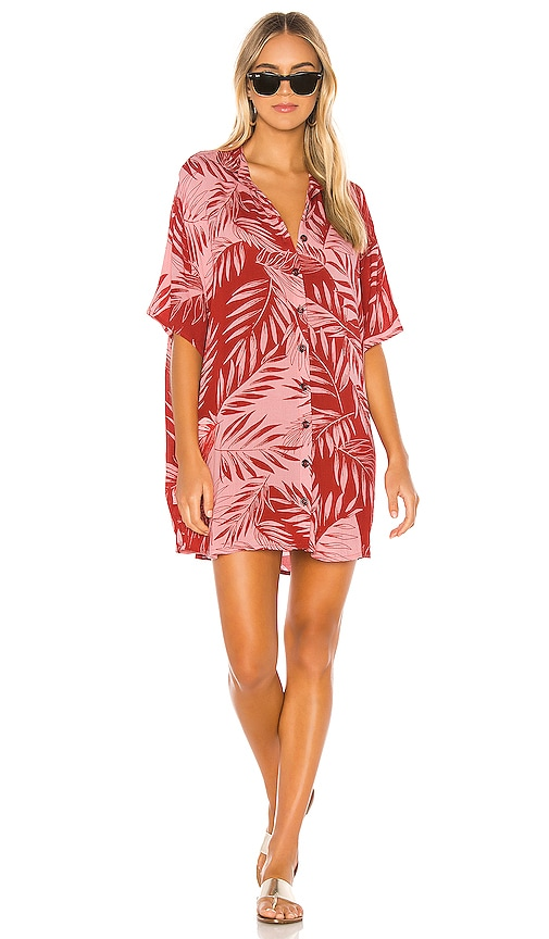 Shady Palms Dress
