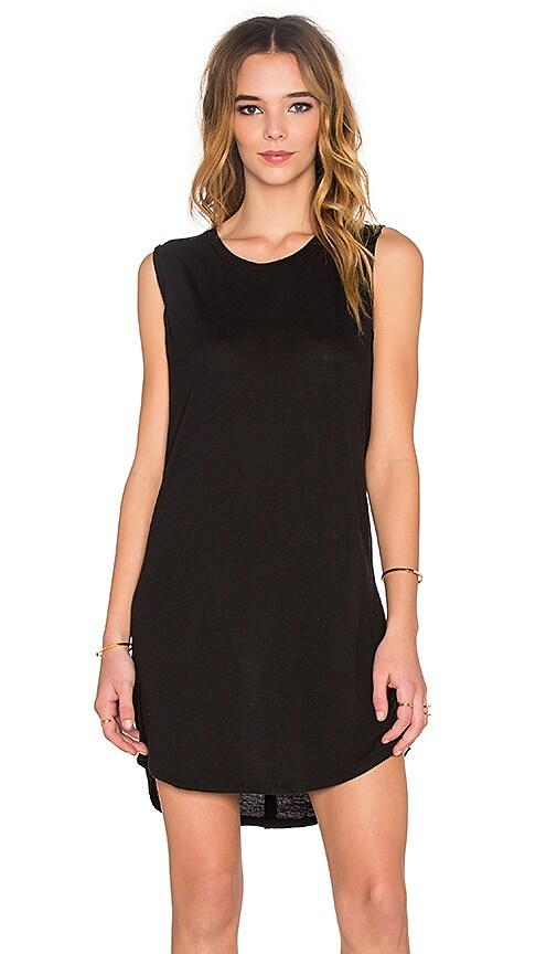 AMUSE SOCIETY Dani Dress in Black Sands