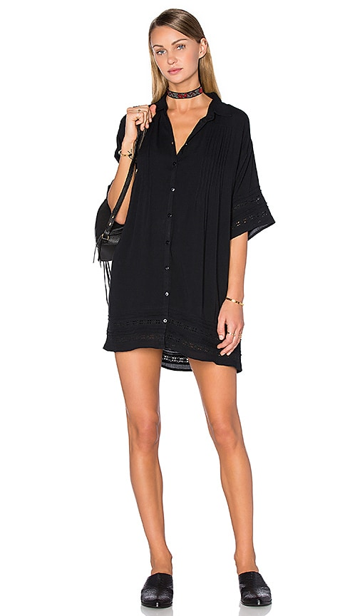 AMUSE SOCIETY Jaxen Dress in Black
