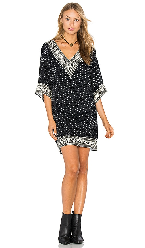 AMUSE SOCIETY Iris Dress in Black