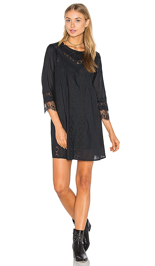 AMUSE SOCIETY Gabriel Dress in Black