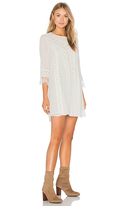 AMUSE SOCIETY Gabriel Dress in White