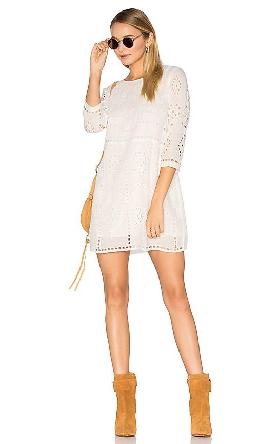 AMUSE SOCIETY Ophelia Dress in White