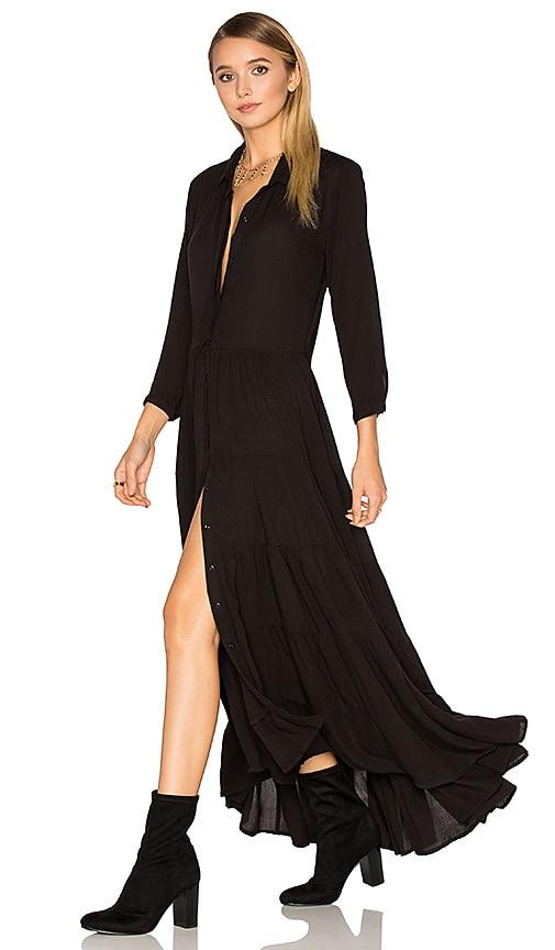 AMUSE SOCIETY Weston Dress in Black