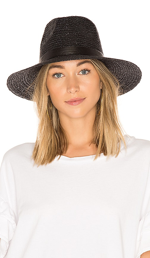 AMUSE SOCIETY Don't Look Back Hat in Black