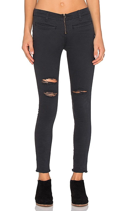 AMUSE SOCIETY Boulevard Jean in Charcoal
