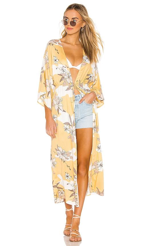 Ginger Kimono