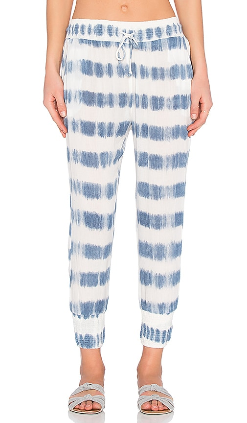 AMUSE SOCIETY Coco Pant in Blue