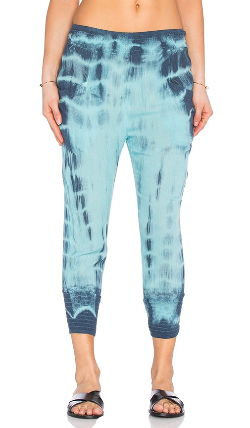 AMUSE SOCIETY Isla Pant in Teal