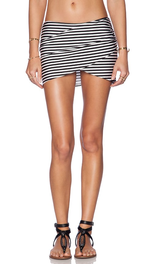 Everyday Stripe Skirt