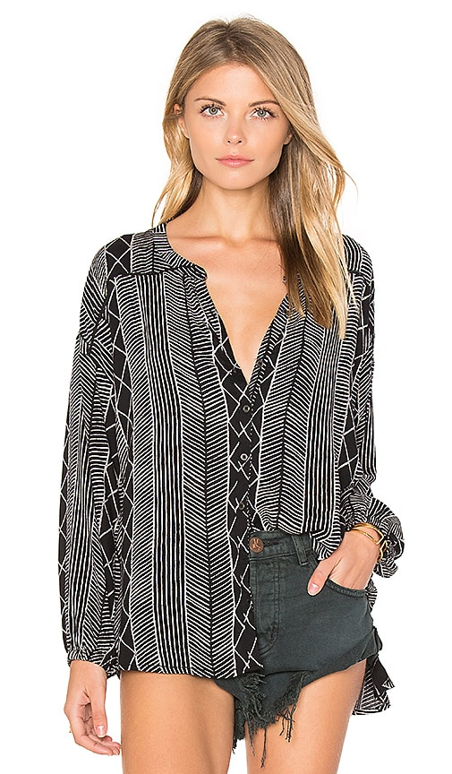Spellbound Woven Top