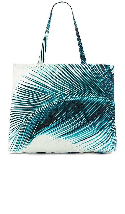 AMUSE SOCIETY x Samudra Bolsa Tote in Blue