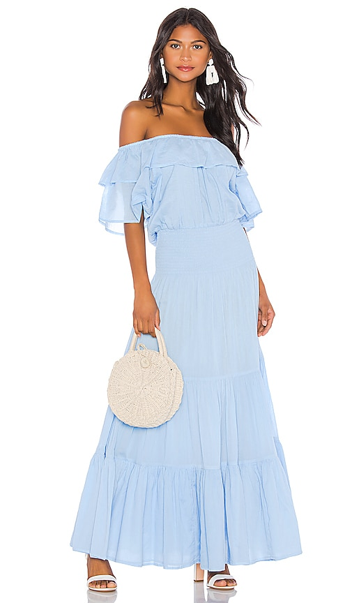 Jaisalmer Off Shoulder Dress