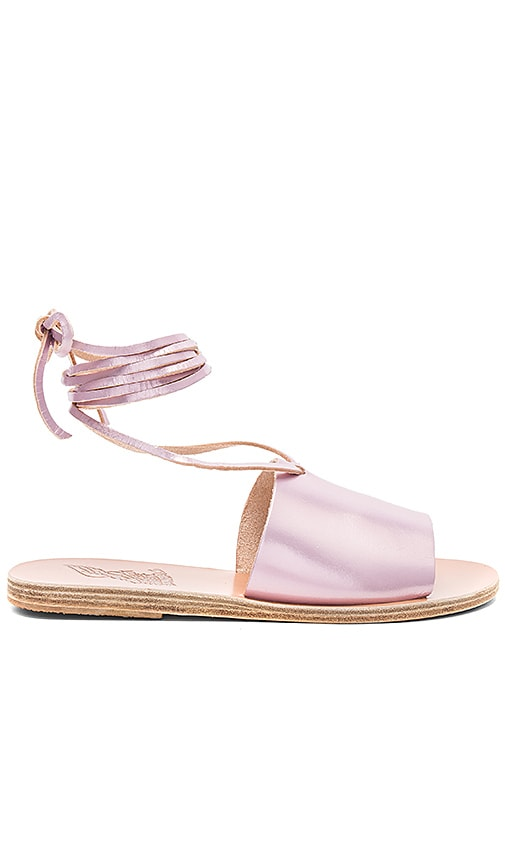 Ancient Greek Sandals Christina Sandal in Lavender