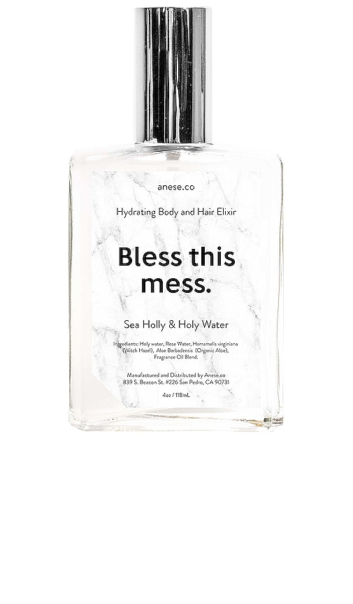 Bless This Mess Soothing Body & Hair Elixir