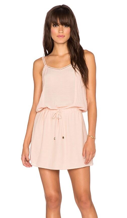 ANINE BING Sleeveless Dress in Rose