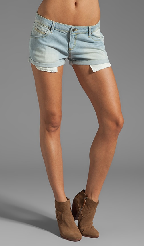Low Rise Shorts