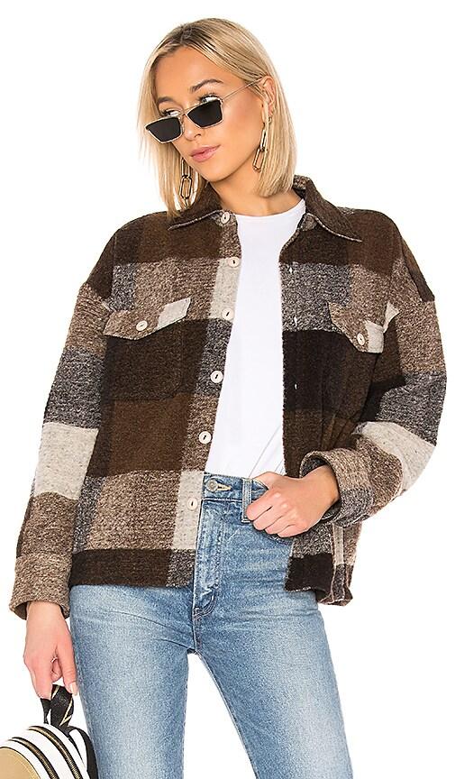 Bobbi Flannel Jacket