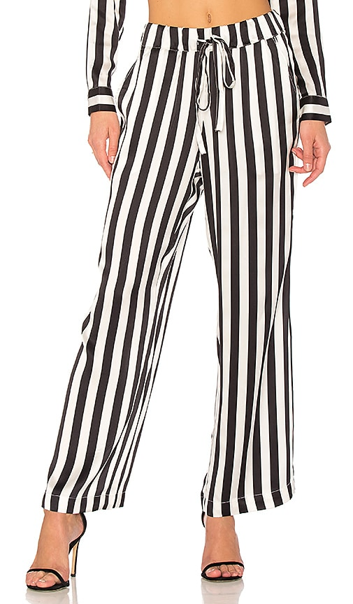 8e475c541f109 Striped Pajama Pant. Striped Pajama Pant. ANINE BING