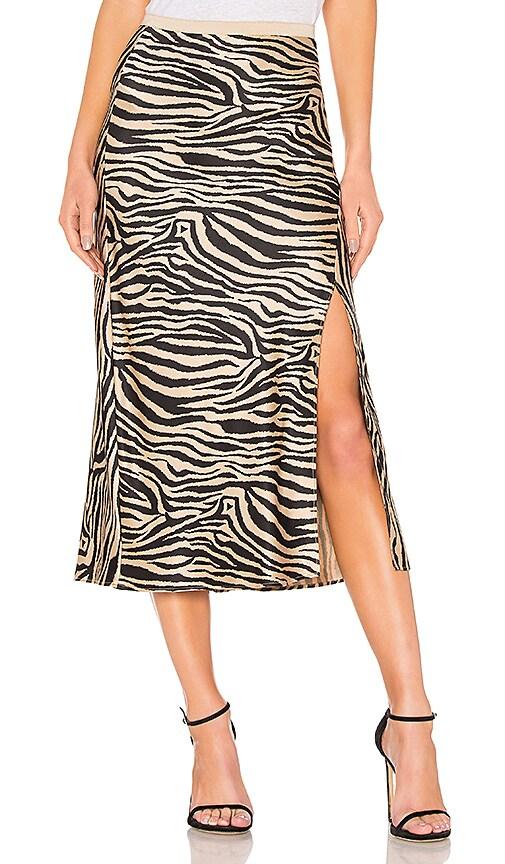 Dolly Silk Skirt
