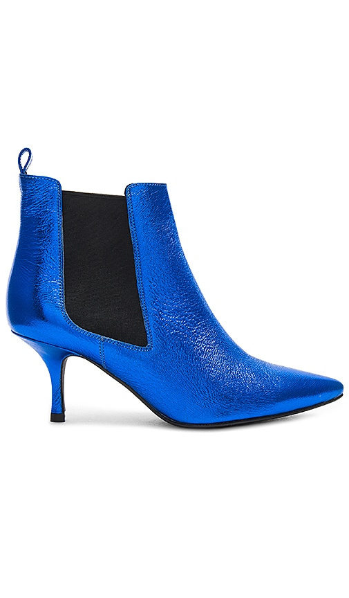 ANINE BING Stevie Boots in Blue