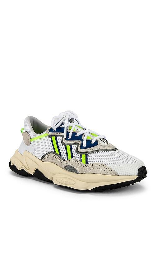 heißer Verkauf 2019 Ozweego Sneaker adidas Originals White