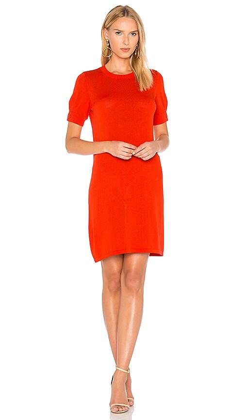 A.P.C. Elda Dress in Red