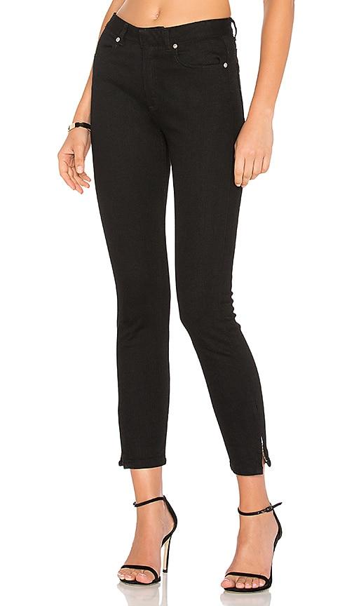 A.P.C. Mega Moulant Jeans in Noir