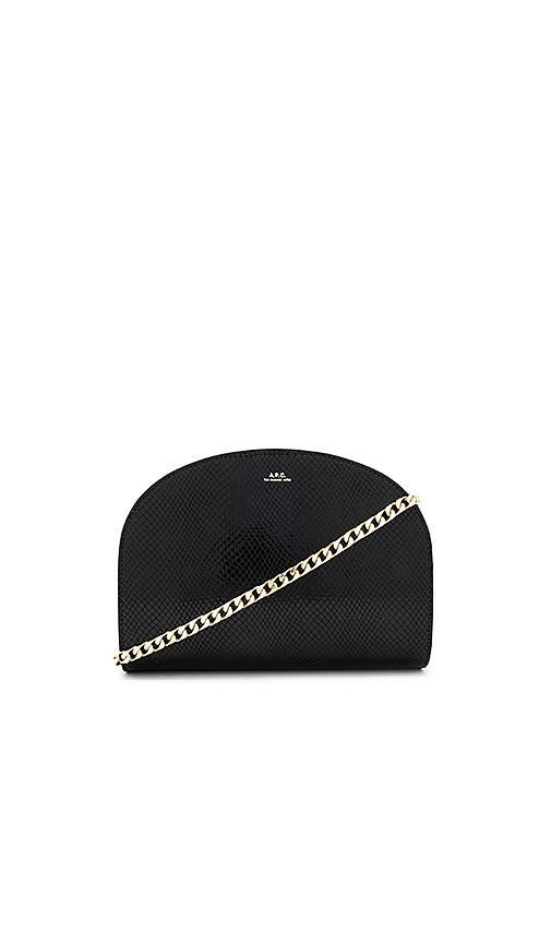 A.P.C. Luna Bag in Black