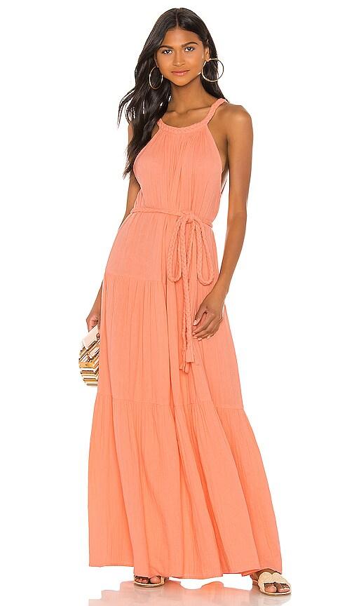 Escondido Tiered Dress