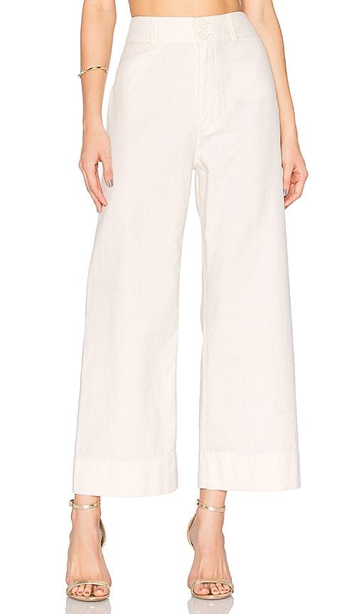 APIECE APART Merida Pants in Cream