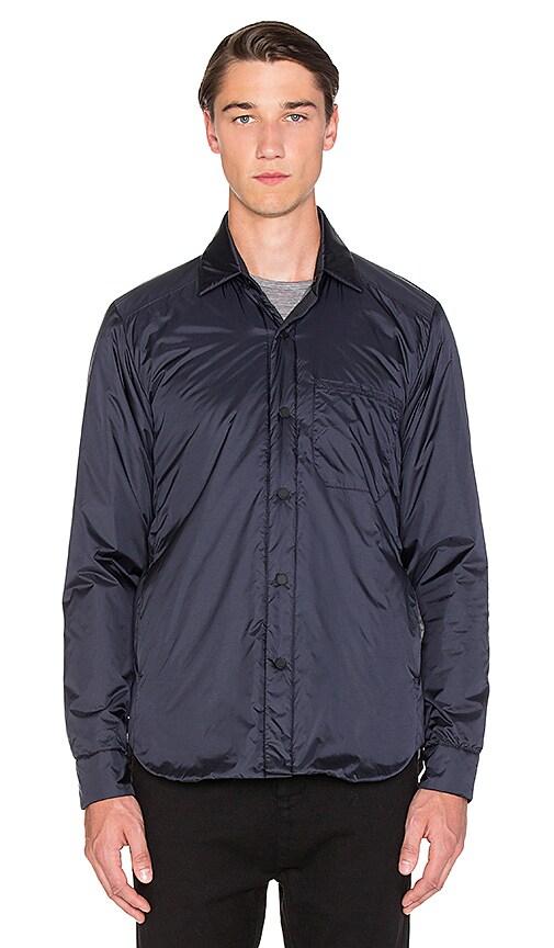 Apolis Transit Issue Shirt Jacket in Navy