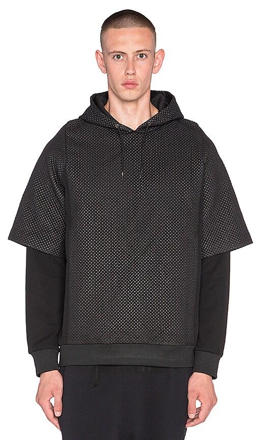 AQ/AQ Eyzen Hoody in Black