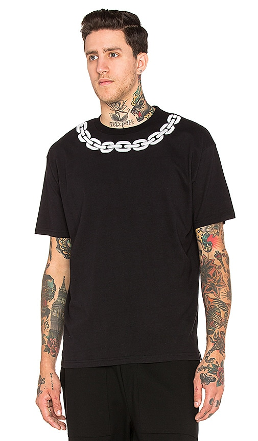 AQ/AQ Adorn T-Shirt in Black