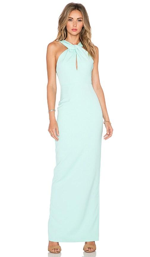 AQ/AQ Heavenly Maxi Dress in Bermuda