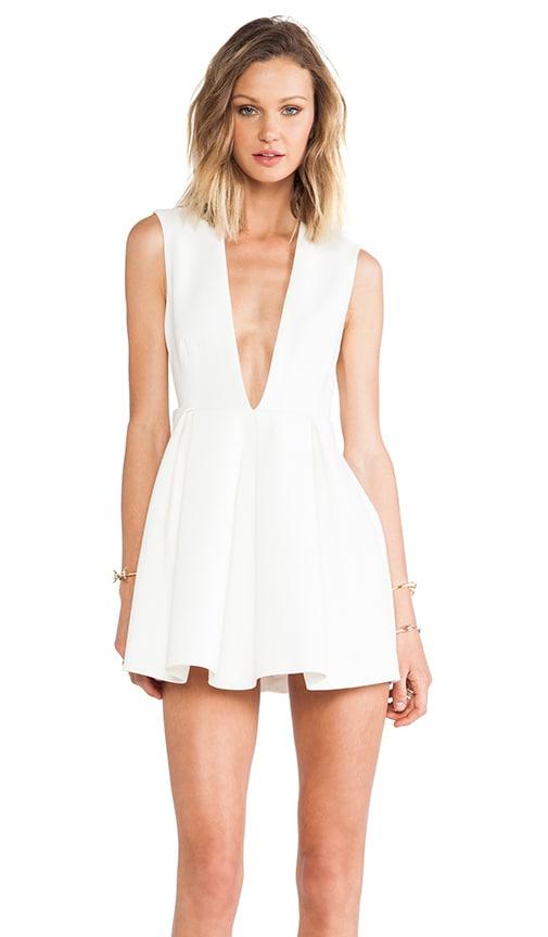 Upper Mini Dress