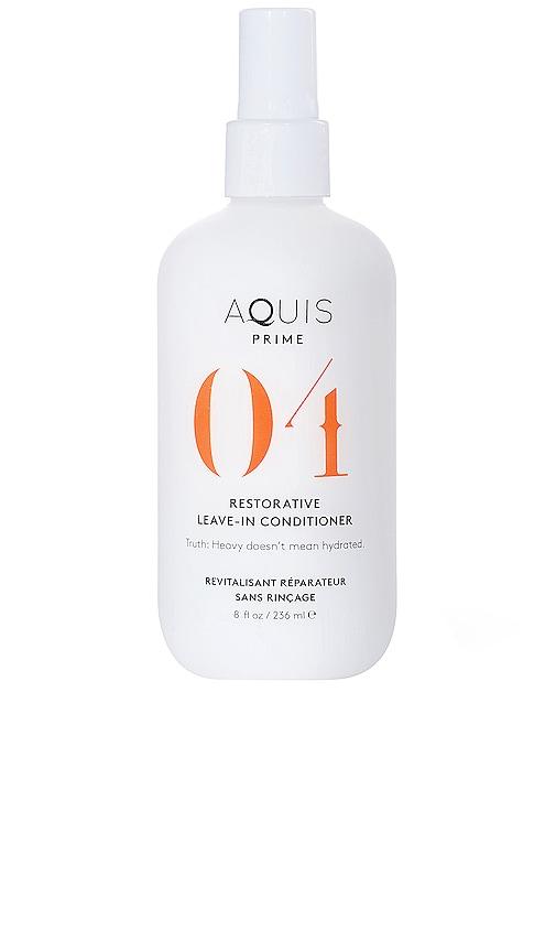Aquis Prime Restorative Leave-in Conditioner In N,a