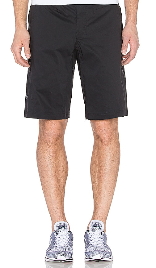 Arc'teryx Stowe Short in Black