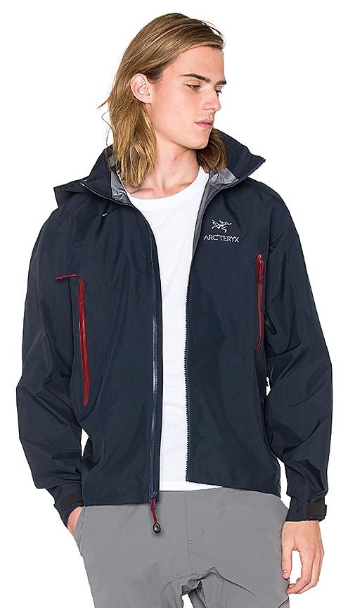 Arc'teryx Beta AR Jacket in Admiral
