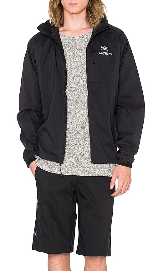 Arc'teryx Squamish Hoody in Black