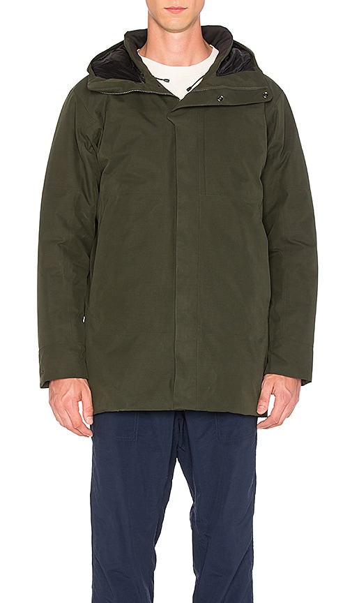Arc'teryx Therme Parka in Olive