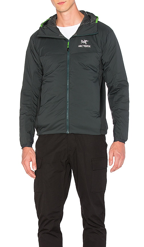 Arc'teryx Atom LT Hoody in Black