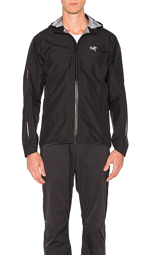 Arc'teryx Norvan Jacket in Black