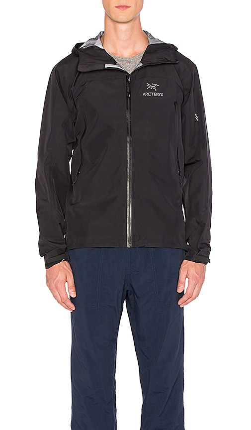 Arc'teryx Zeta LT Jacket in Black