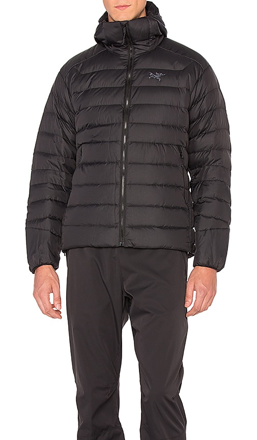 Arc'teryx Thorium AR Hoody in Black