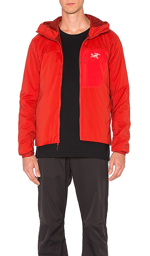 Arc'teryx Proton LT Hoody in Red