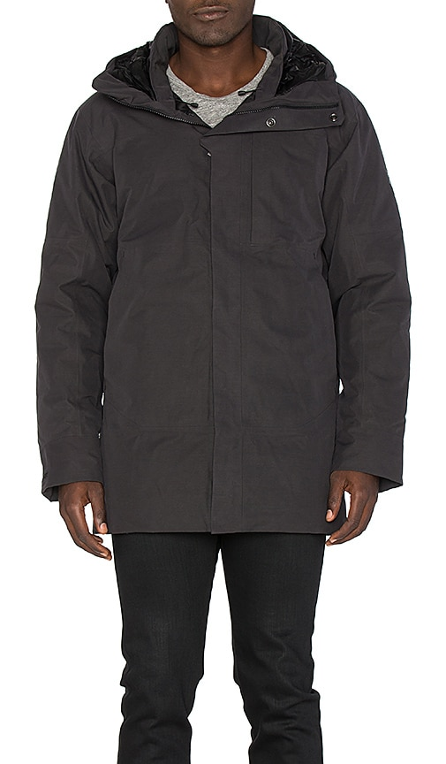 Arc'teryx Therme Parka in Black