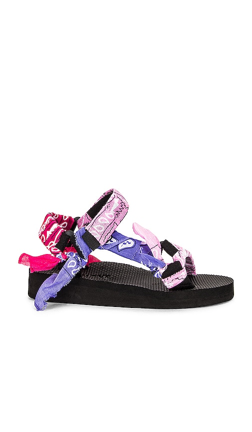 Arizona Love Shoes TREKKY BANDANA SANDAL