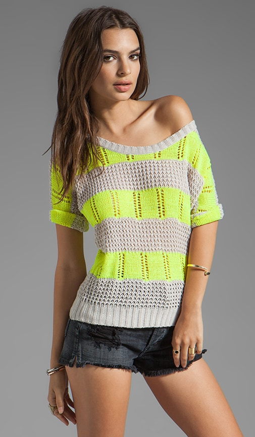 Penny Knit Stripe Top